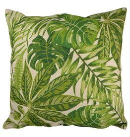 Areca Palm Tree Cushion 45cm x 45cm