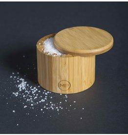 MasterPro Bamboo Salt Keeper