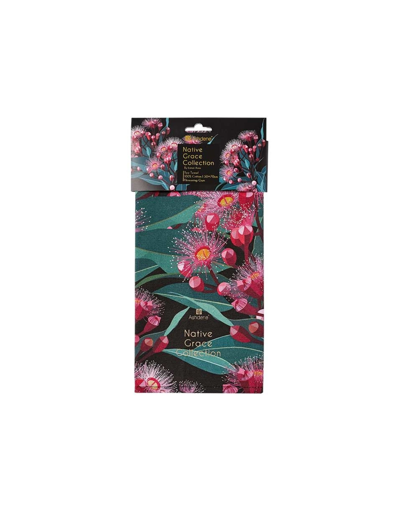 Ashdene Native Grace Blue Gum Kitchen Towel