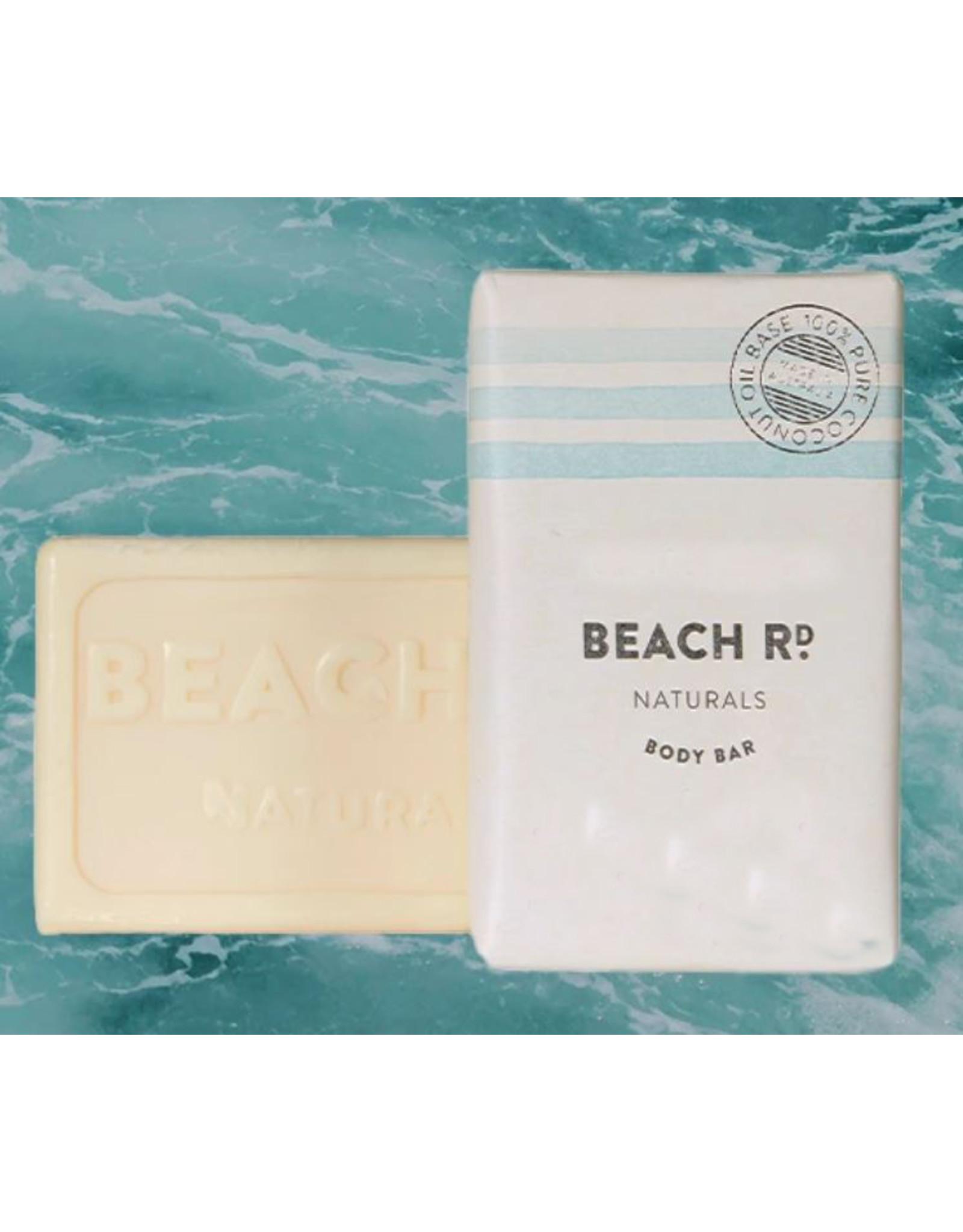 50g Beach Rd Naturals Coconut & Lime Body Bar