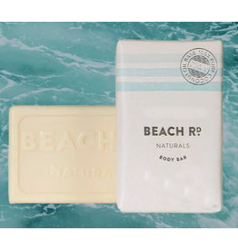 50g Beach Rd Naturals Coconut & Lime Body Bar