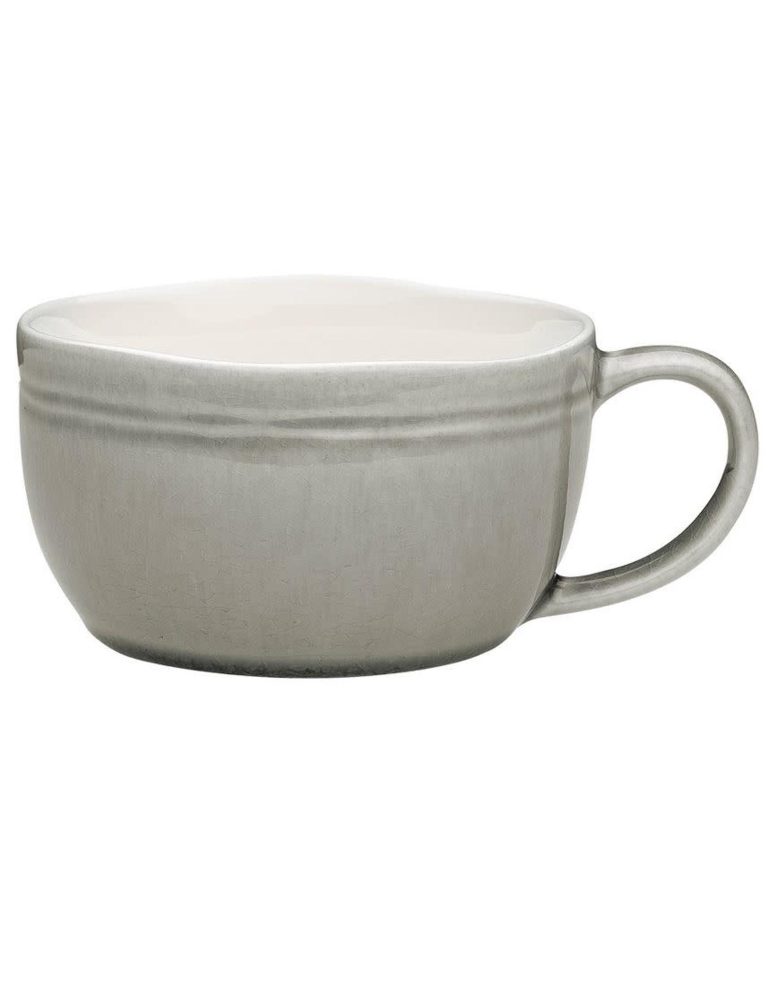 Ecology Ecology Linea Mineral Crackle Soup Mug