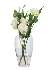 Rona Jewel Quartz Vase