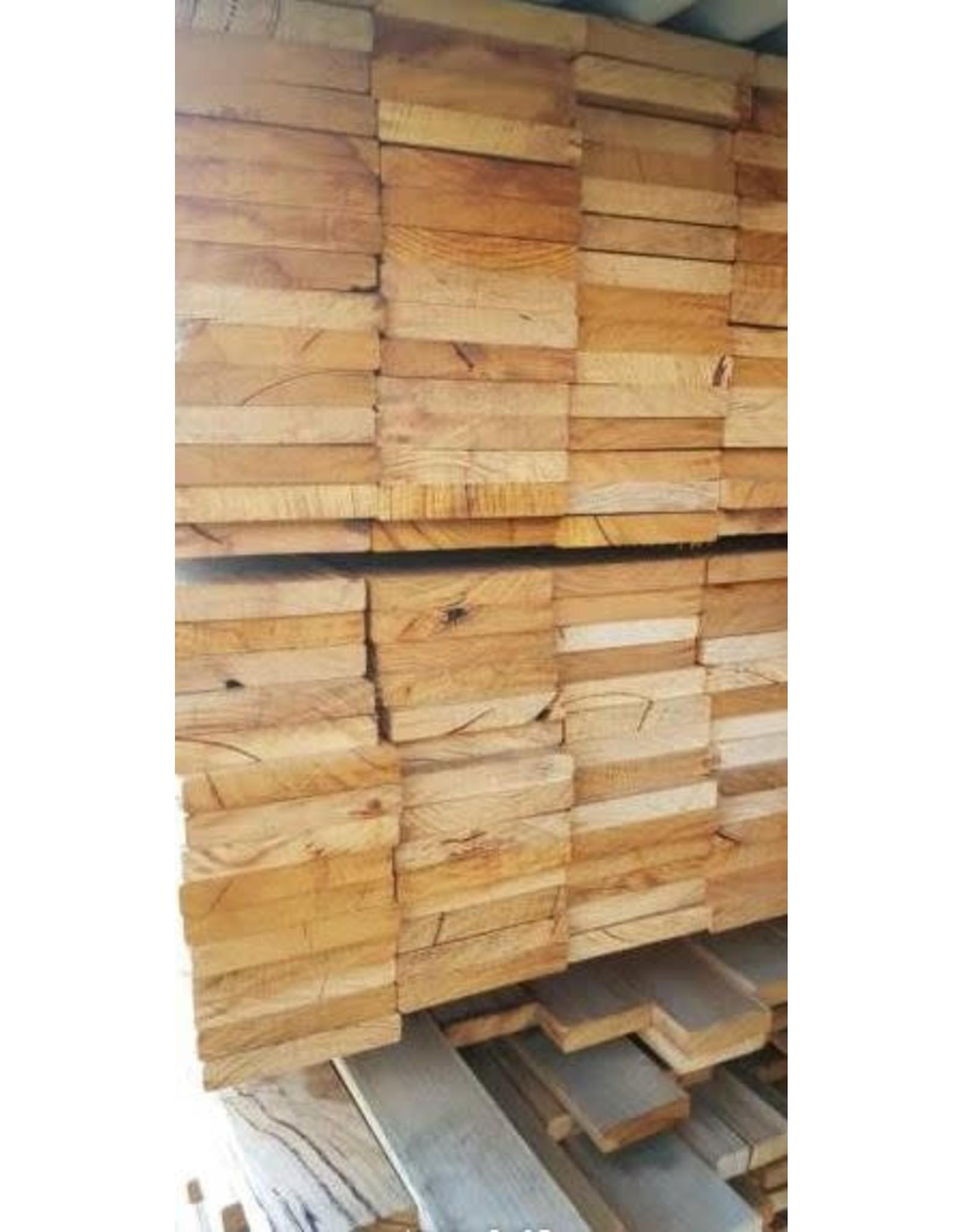 Hardwood Silvertop Ash Decking Timber