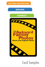 The Awkward Family Photo Movie Line Caption Game