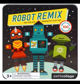 Magnetic Play Set - Robot Remix