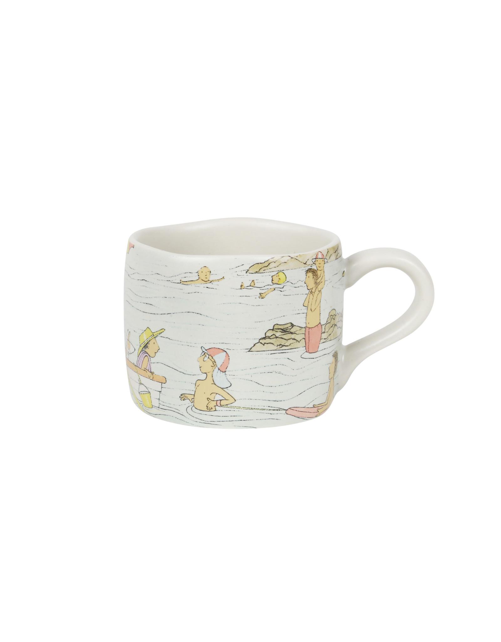 Robert Gordon Alison Lester Childrens Mug Ocean