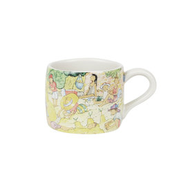 Robert Gordon Alison Lester Childrens Mug - Sand