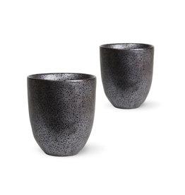 Robert Gordon Black Earth Latte Cups 2 pk