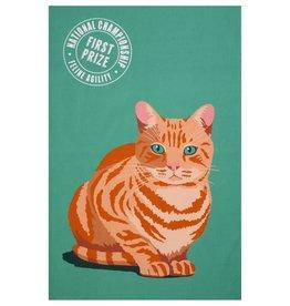 Ulster Weavers Wiscombe Pet Tea Towel Range Marmalade