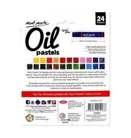 MM Oil Pastels 24pc