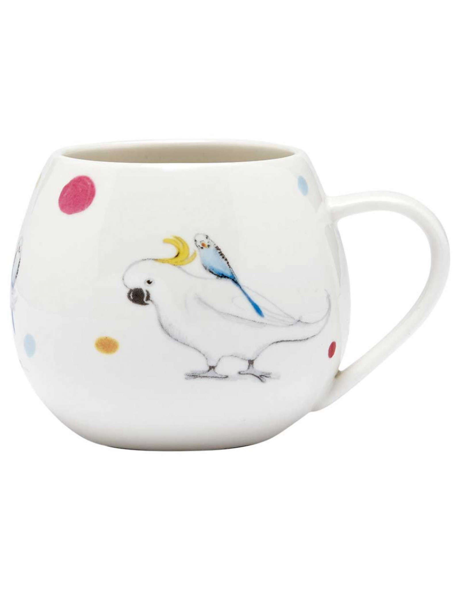 Ashdene Barney Gumnut & Friends Cockatoo Mug