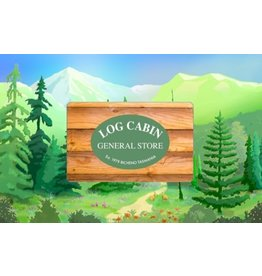 Log Cabin General Store Gift Card