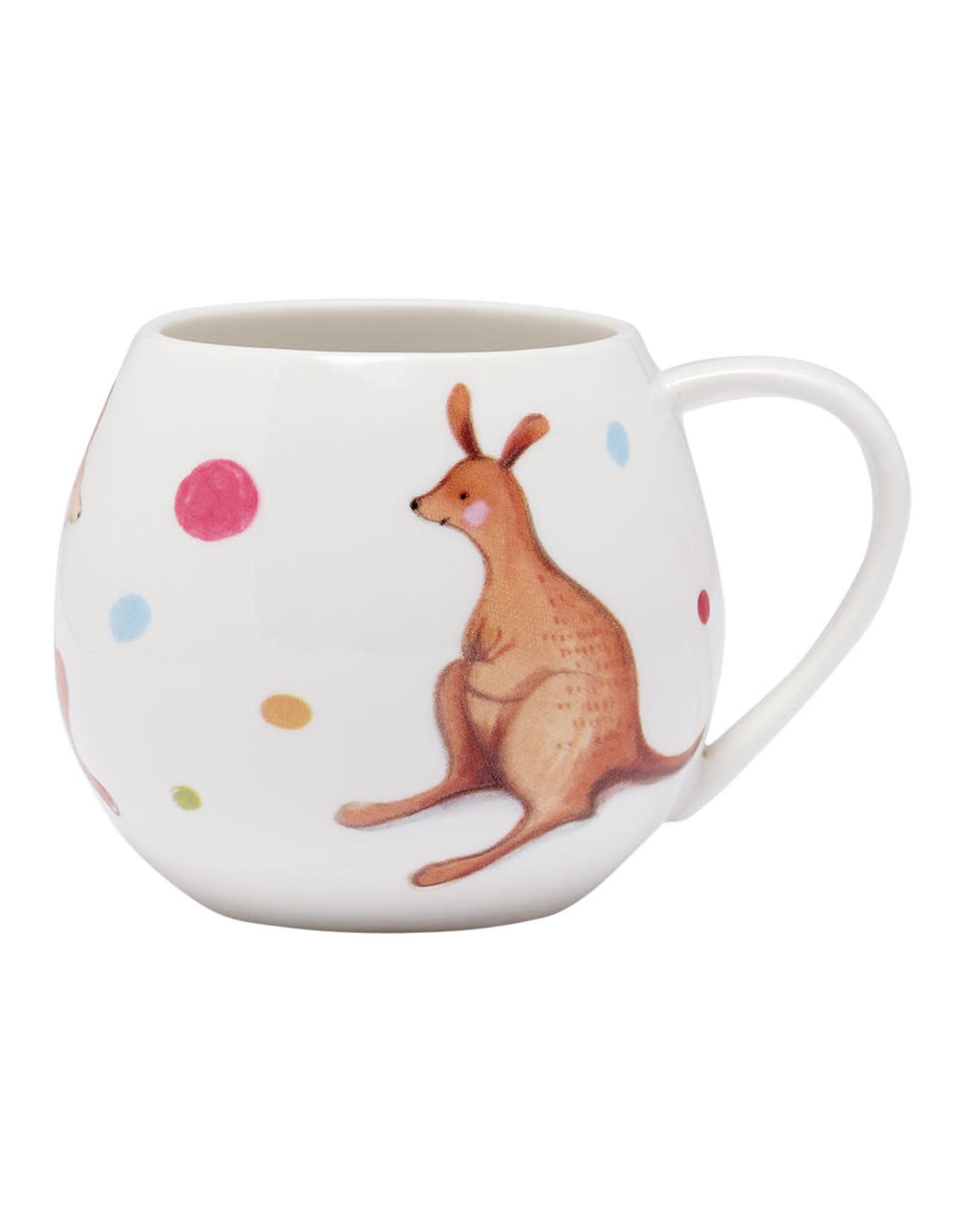 Ashdene Barney Gumnut & Friends Kangaroo Mug