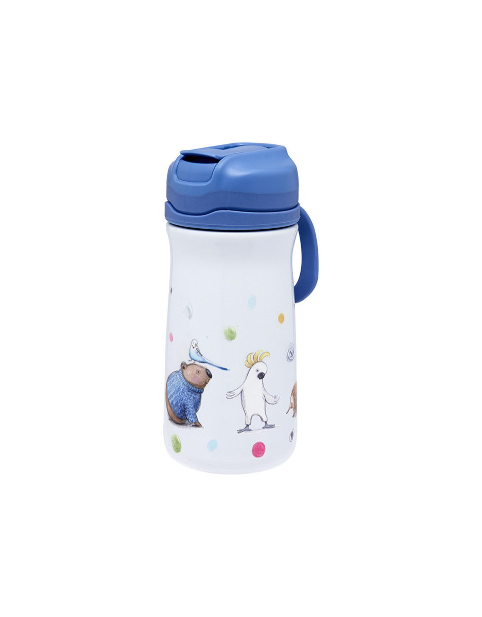 Ashdene Barney Gumnut & Friends 370ml Drink Bottle