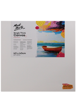 MM Signature Canvas Pine Frame S.T. 40x40cm