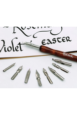 MM Calligraphy Dip Pen Set - 9 Nib