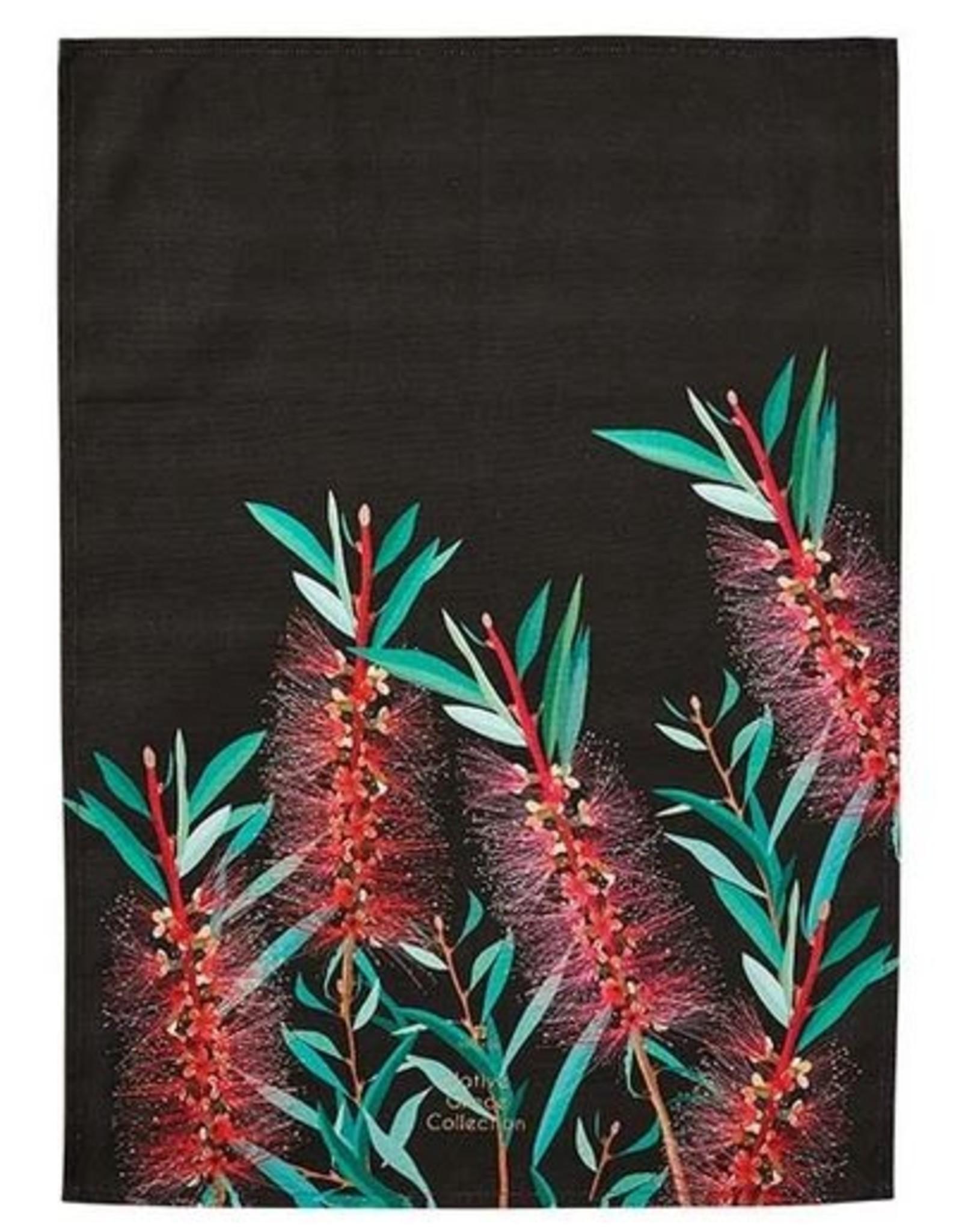 Ashdene Native Grace Bottlebrush Kitchen Towel