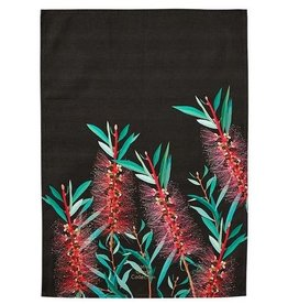 Ashdene Native Grace Bottlebrush Kitchen Towel