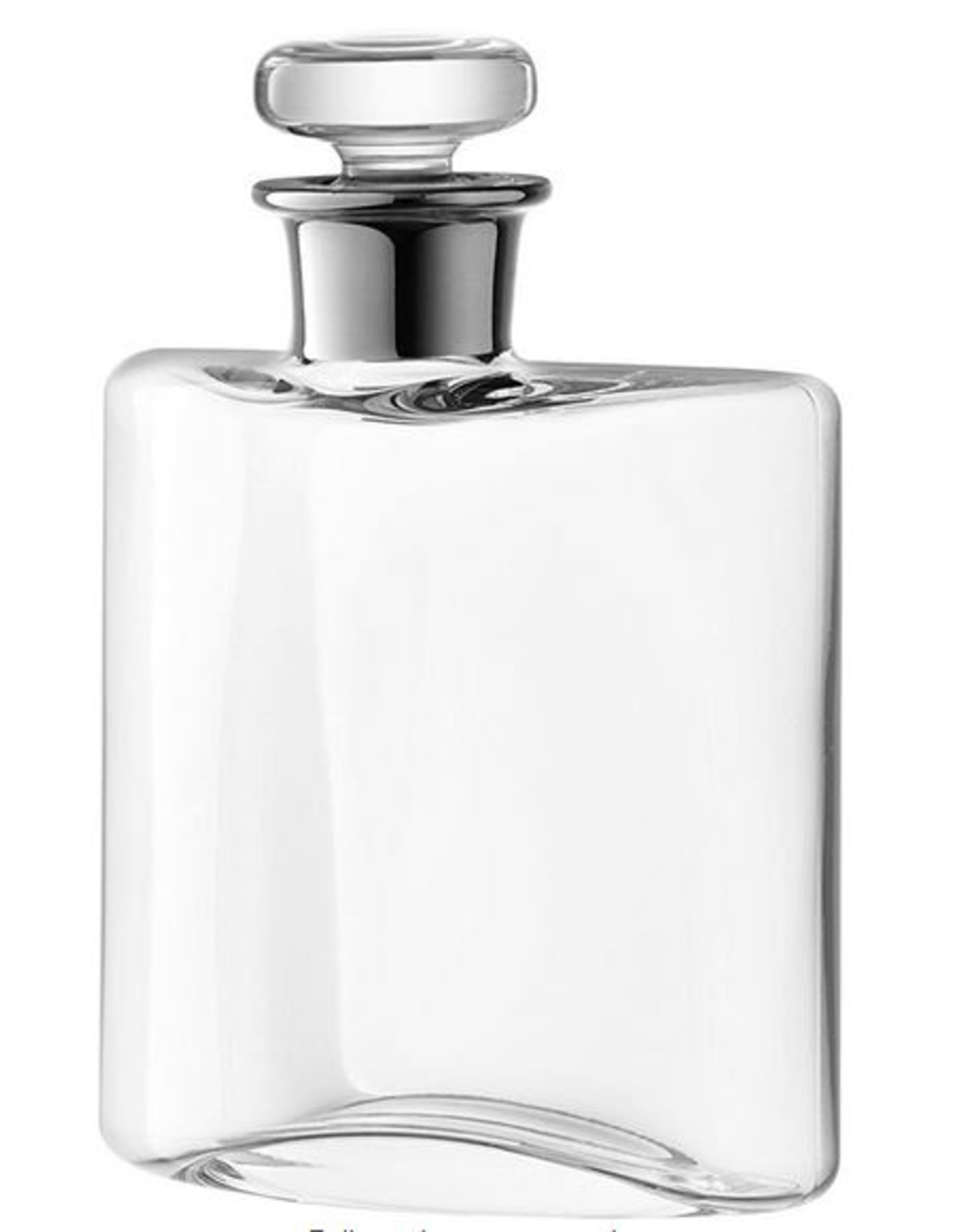 LSA Flask Decanter & Stopper 2pc