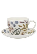 Ecology Frida Cup & Saucer 430ml
