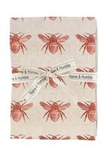 Raine & Humble Honey Bee Napkin Set of 4