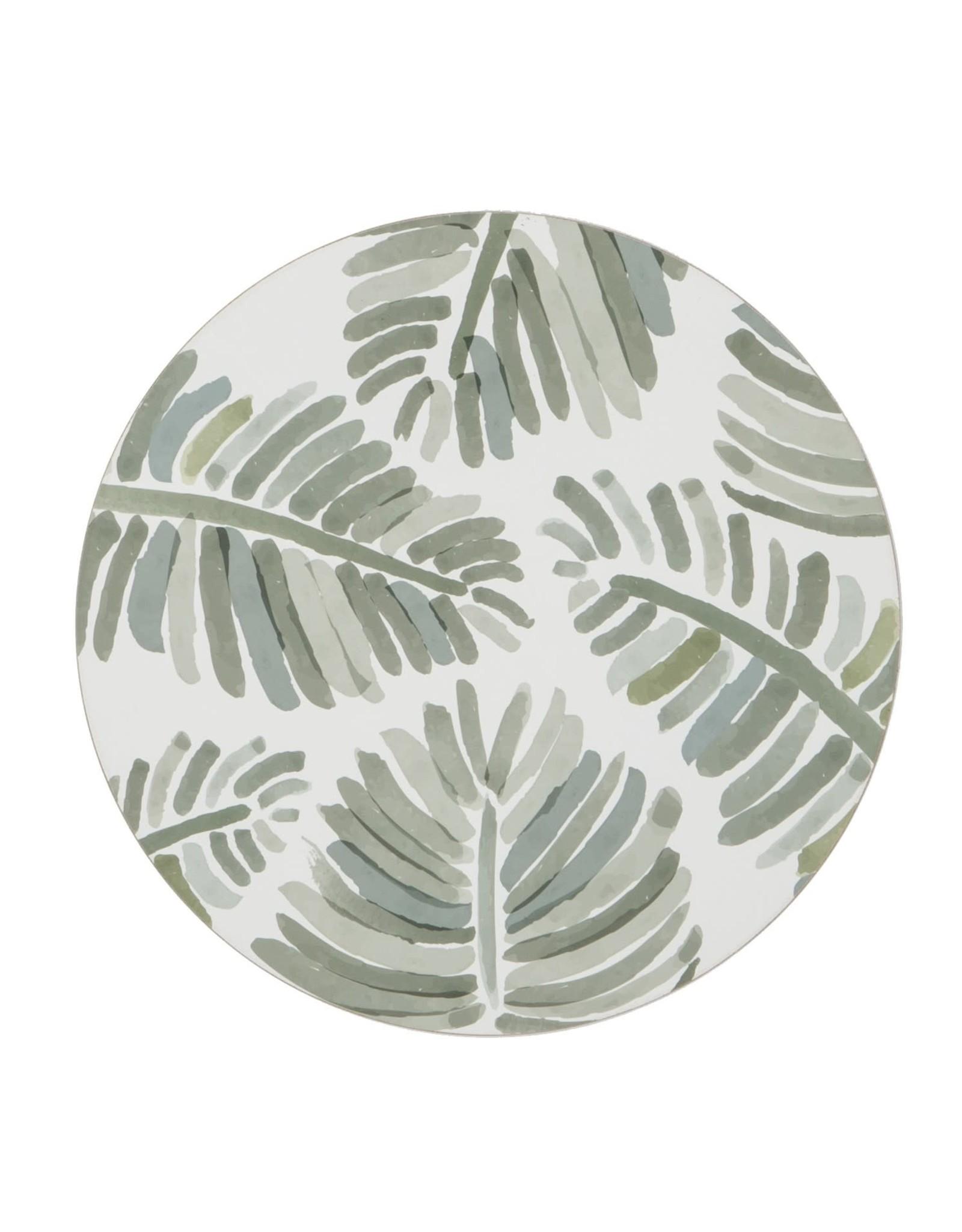 Tropical Palm Placemats Set/4