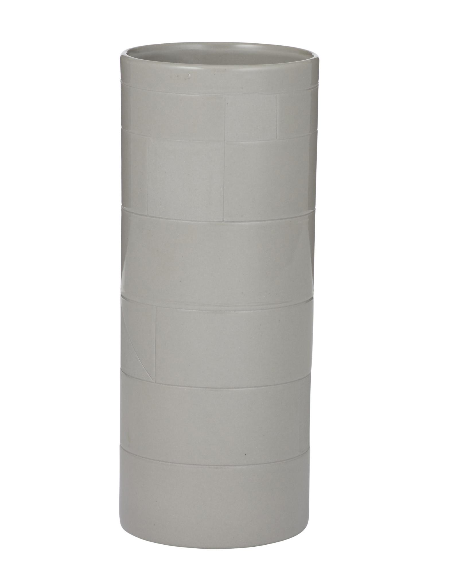 Issi Vase 6.5x16.5cm Lig