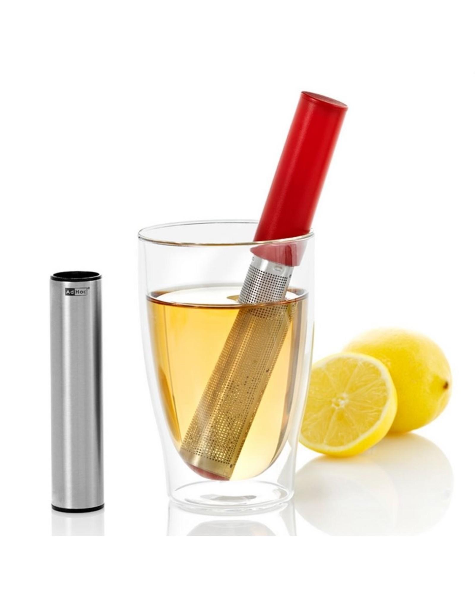 Ad Hoc Tea Stick Infuser Red