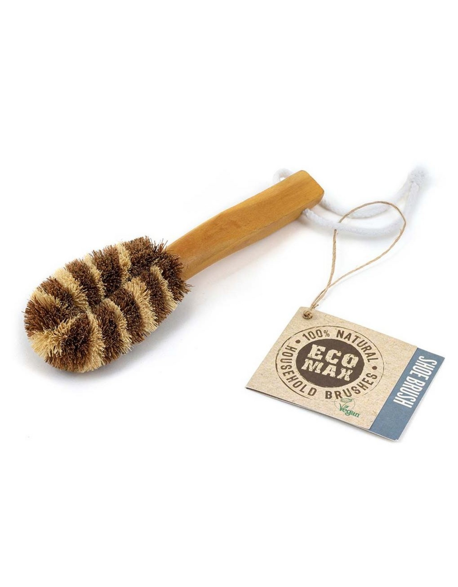 Academy Shoe Shine Brush 16x4.5x4cm