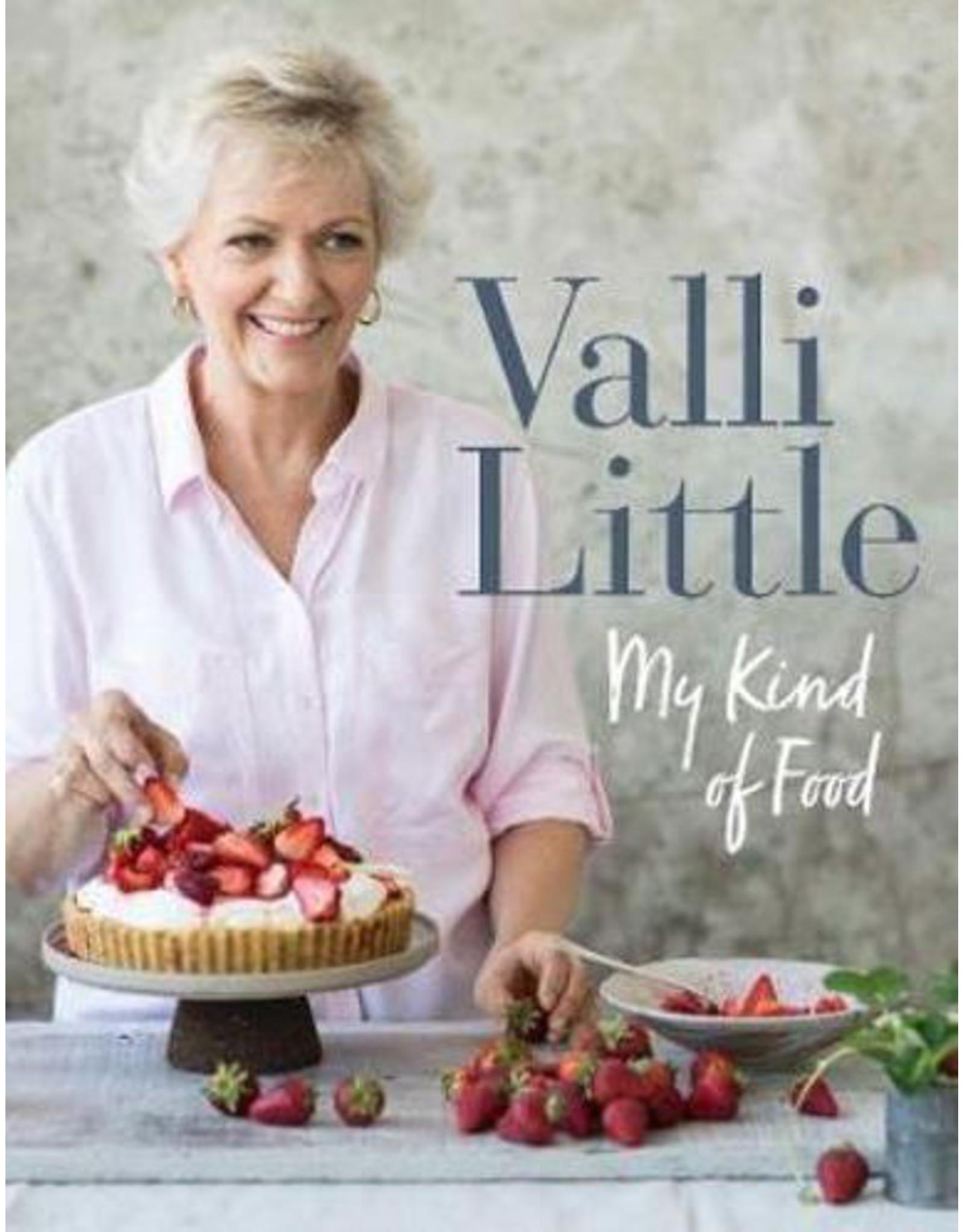 My Kind of Food - Valli Little