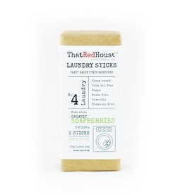 That Red House Laundry Sticks Plant Based Stain Remover