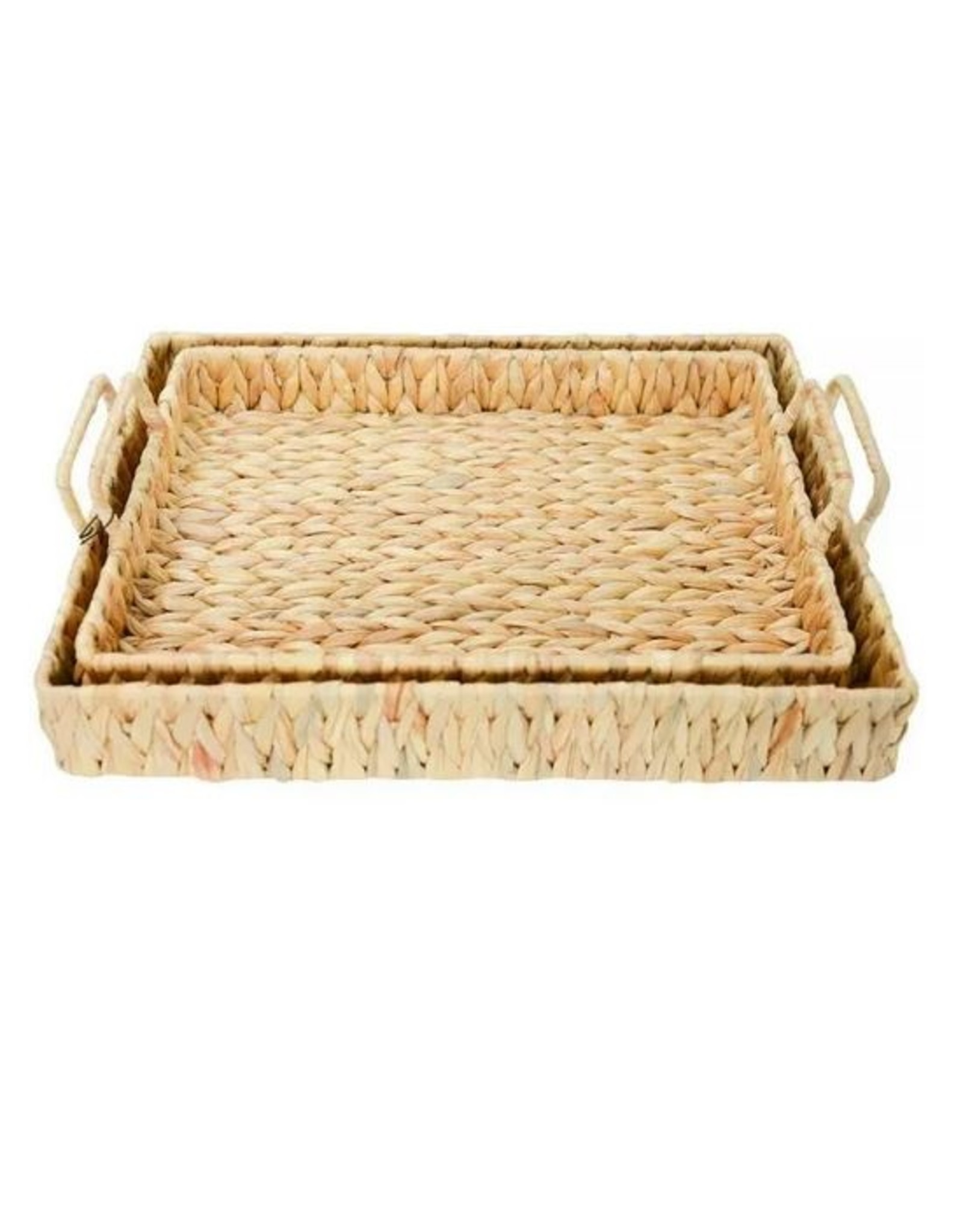 Water Hyacinth Picnic Tray Small