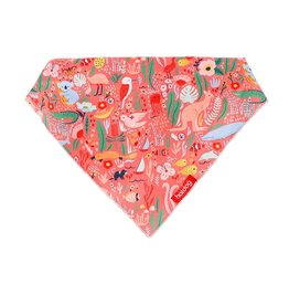 Hot Dog Bandana Down Under Coral
