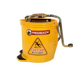 Red Back Commercial Wringer Bucket 15L