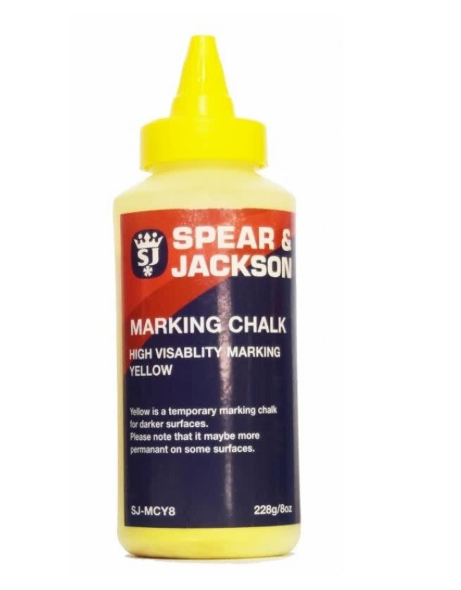 Spear & Jackson Marking Chalk