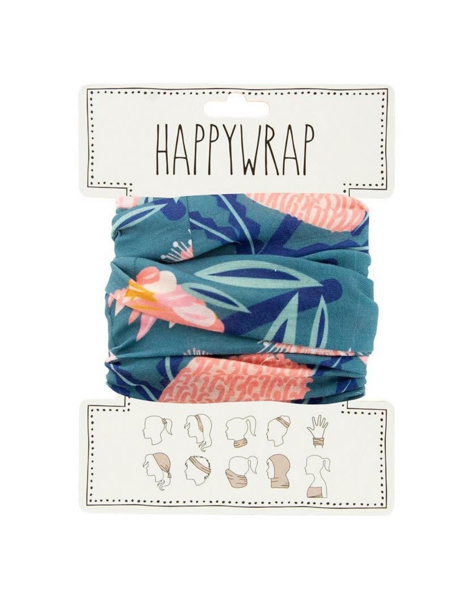Happy Wrap Bandana
