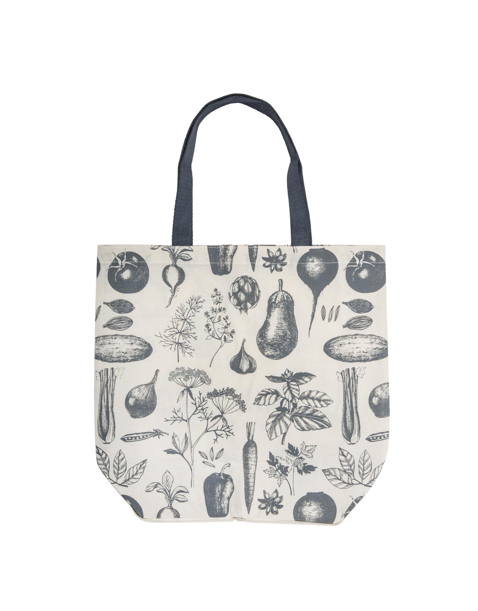 Stephanie Alexander Foldable Market Tote Bag
