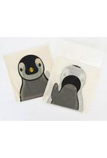 Beeswax Penguin Sandwich Pouch