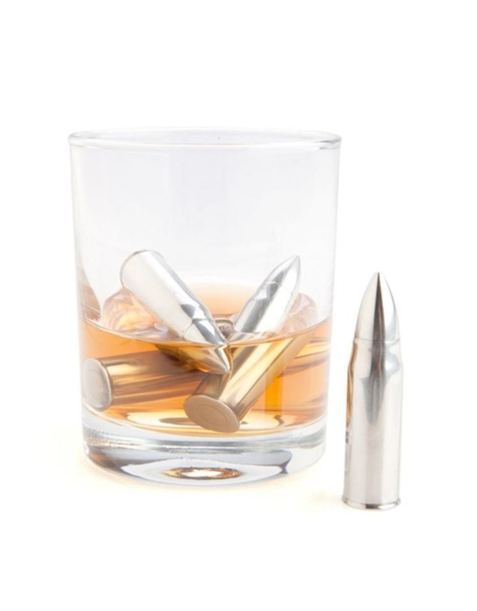Bullet Ice Cubes 6 Pieces