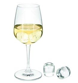 Wine & Gin Quartz Pearls Set of 4