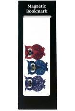 Owl Magnetic Bookmark