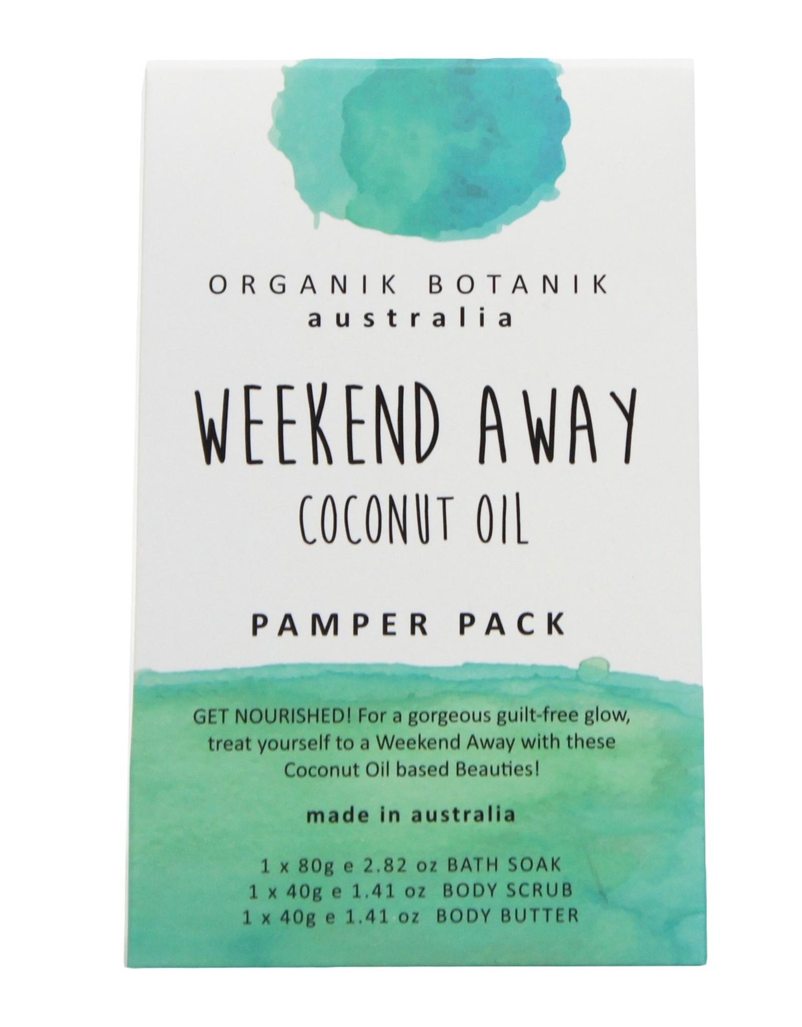 Organik Botanik Gift  & Pamper Packs