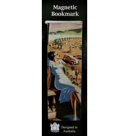 Nice Beauty Magnetic Bookmark