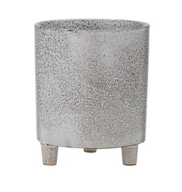 Rogue Cosimo Grey Glazed Ceramic Pot