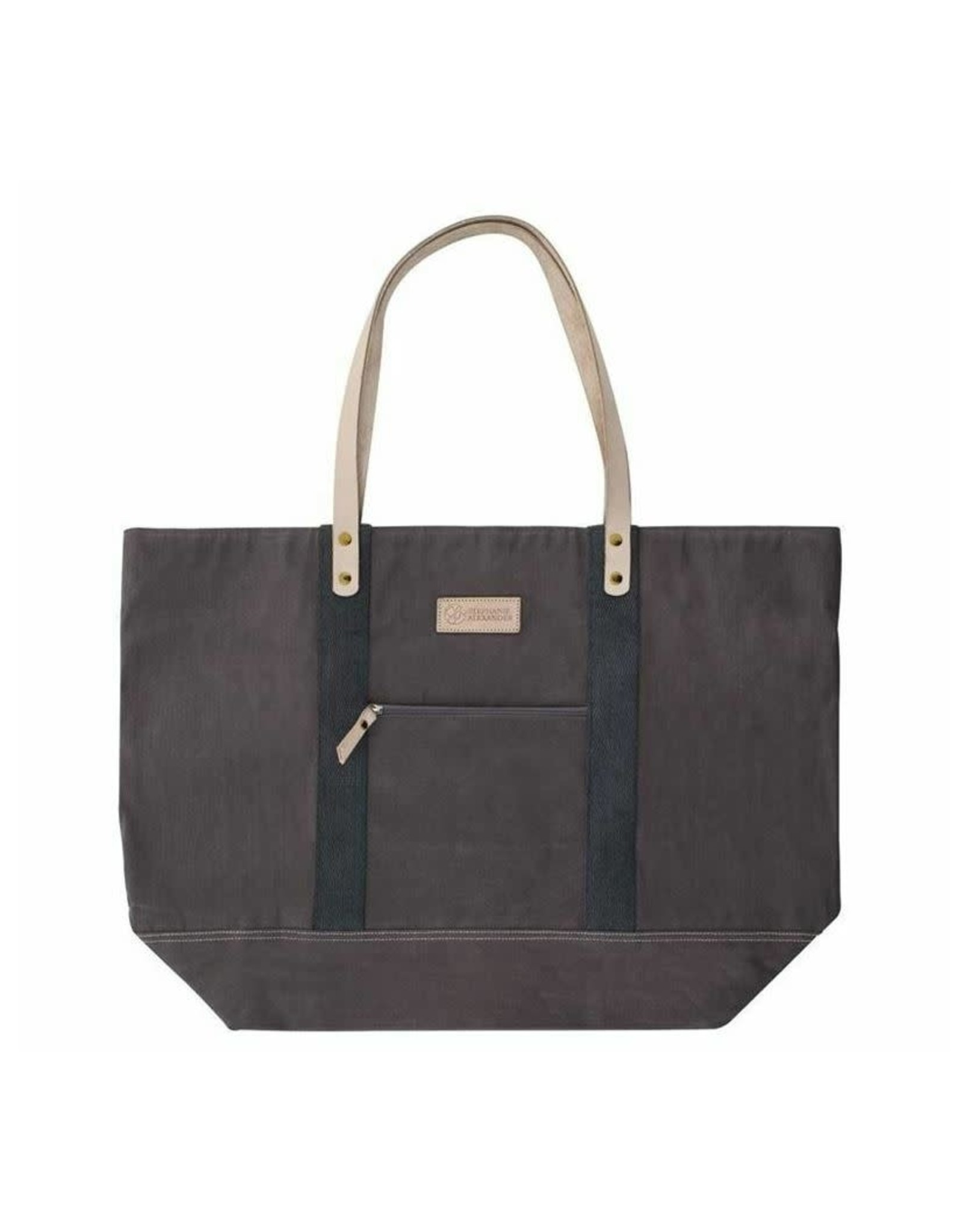 Stephanie Alexander Canvas Market Bag