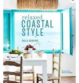Relaxed Coastal Style by Sally Denning
