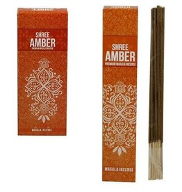 Shree Premium Masala Incense 15gr