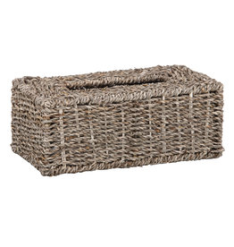 Amalfi Gilli  Seagrass Tissue Box