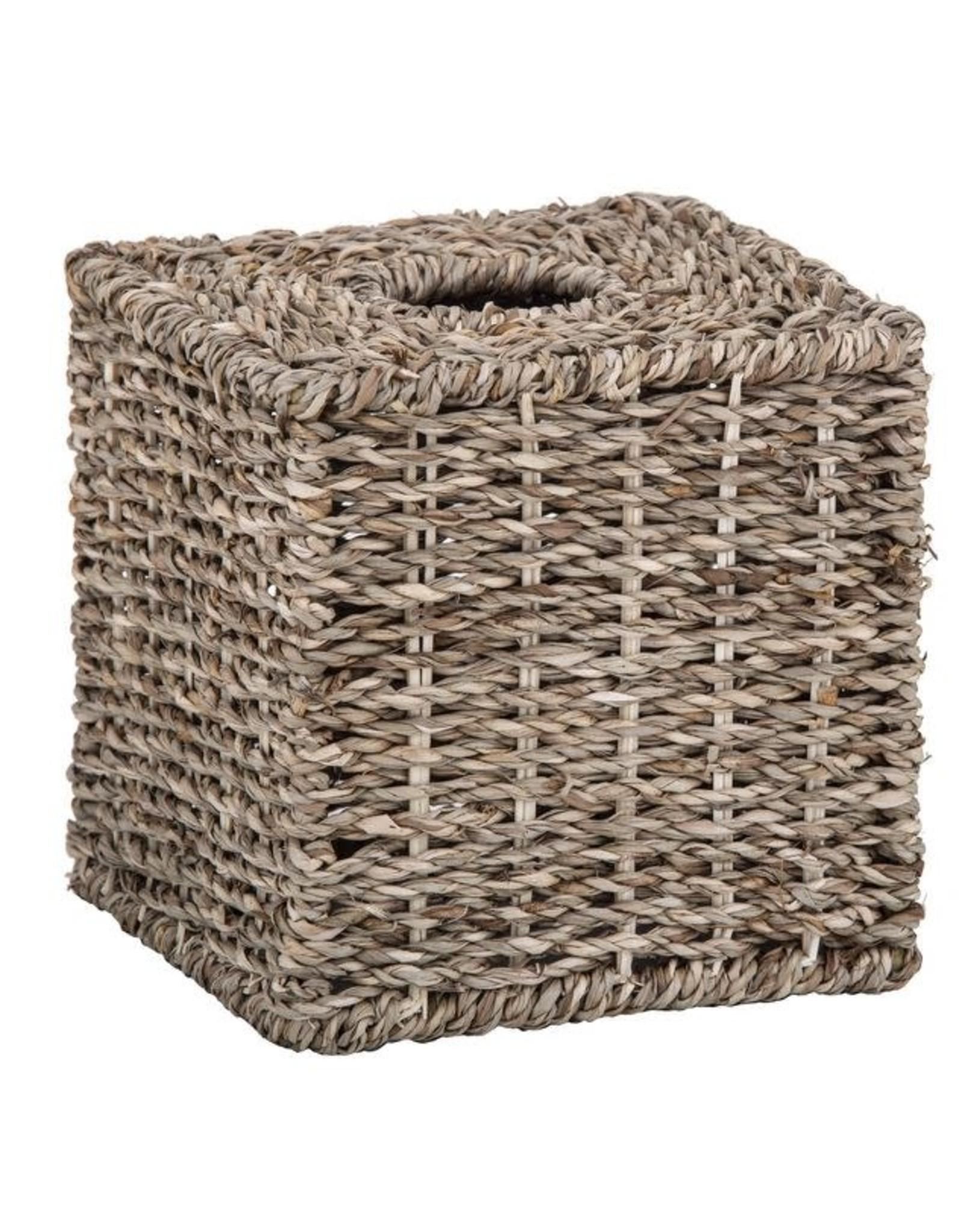 Amalfi Gilli  Seagrass Tissue Box